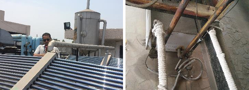 Heat Water System